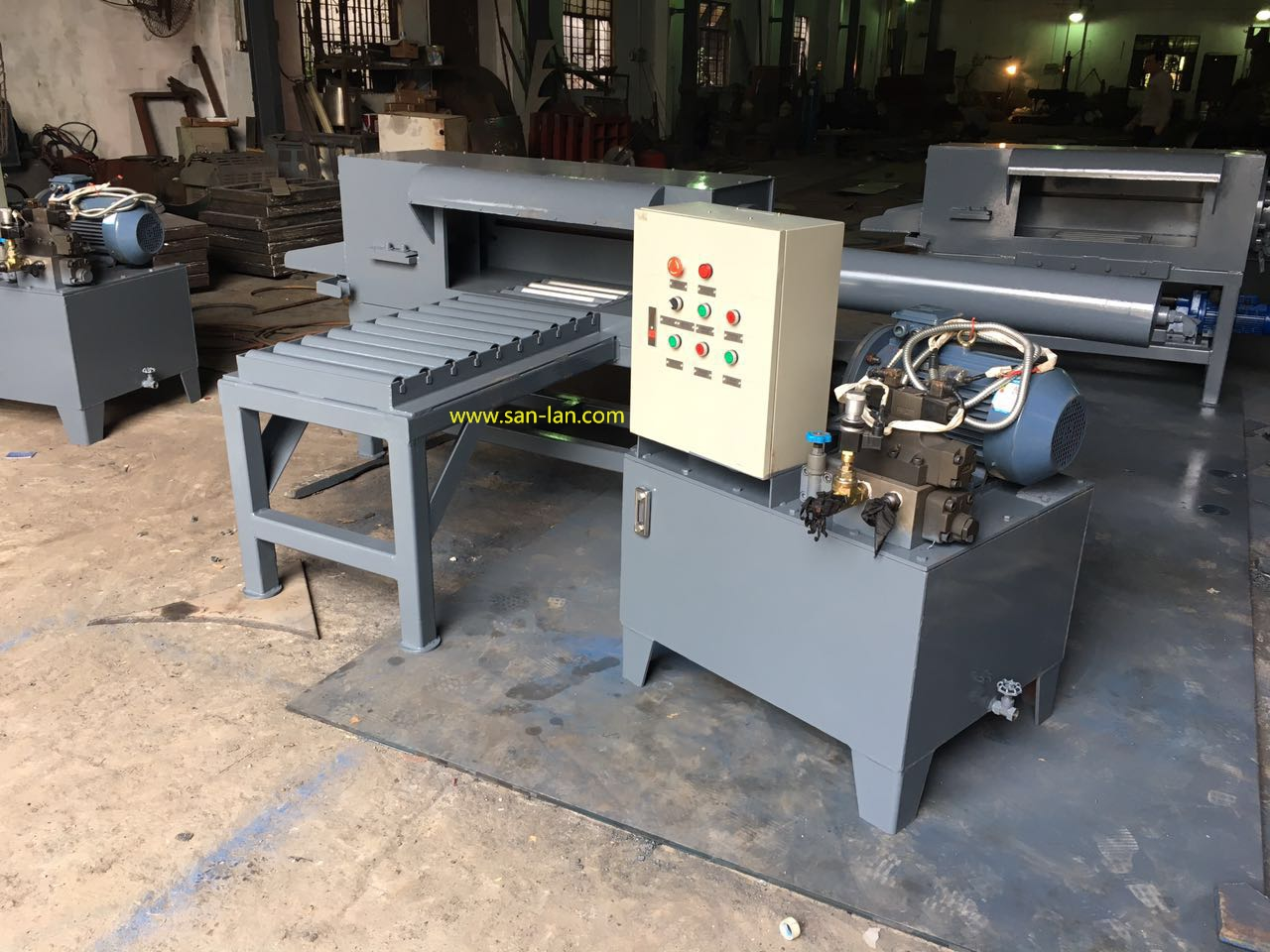 Used Lead Battery cutter HBC-045